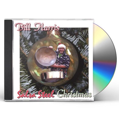 Bill Harris SALSASTEEL CHRISTMAS CD