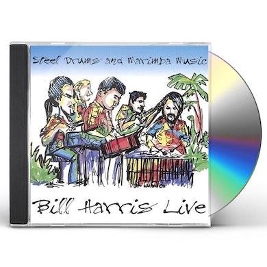 Bill Harris LIVE CD