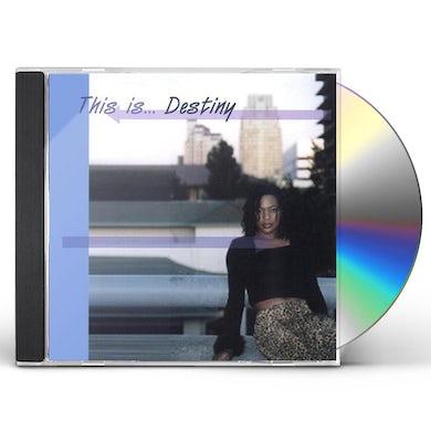THIS IS DESTINY CD