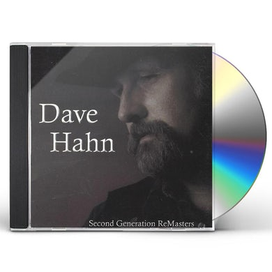 Dave Hahn SECOND GENERATION REMASTERS CD