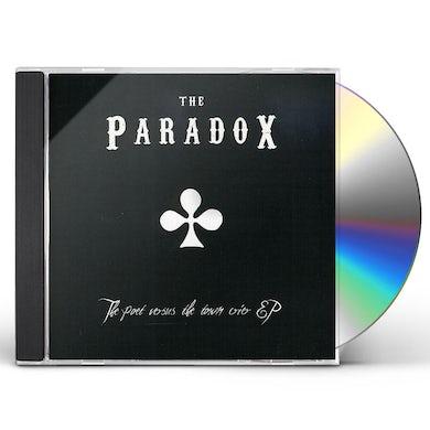 Paradox POET VERSUS THE TOWN CRIER CD