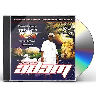 LAST ADAM CD