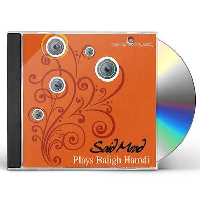 PLAYS BALIGH HAMDI CD