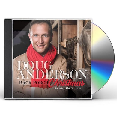 Doug Anderson BACK PORCH CHRISTMAS CD