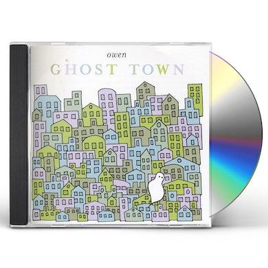 Owen GHOST TOWN CD