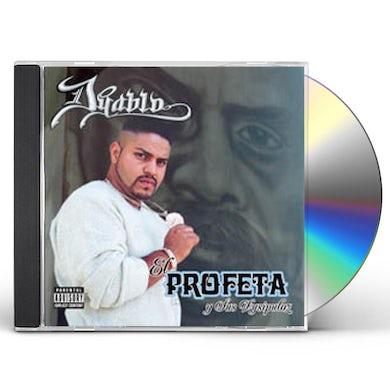 Dyablo PROFETA Y SUS DYSIPULOZ CD