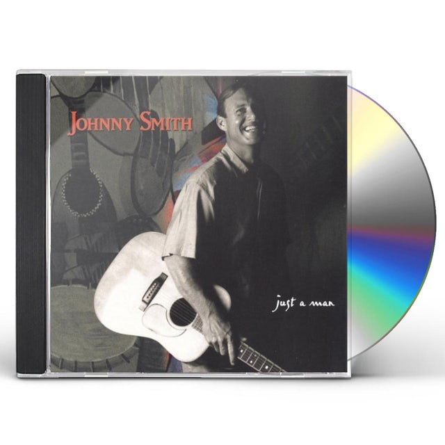 Johnny Smith JUST A MAN CD