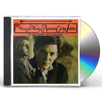 WONDERFUL WORLD OF ANTONIO CARLOS JOBIM CD