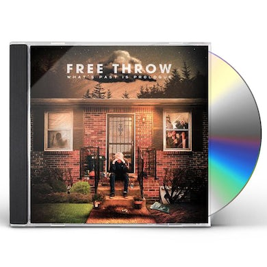 Free Throw What's Past Is Prologue CD