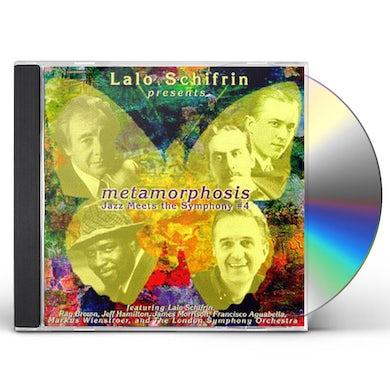 Lalo Schifrin METAMORPHOSIS CD