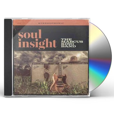 MARCUS KING BAND SOUL INSIGHT CD
