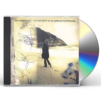 John Vanderslice LIFE & DEATH OF AN AMERICAN FOURTRACKER CD