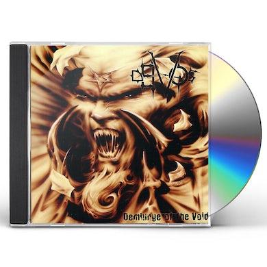 Deivos DEMIURAGE OF THE VOID CD