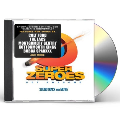 Colt Ford SUPER ZEROES / Original Soundtrack CD