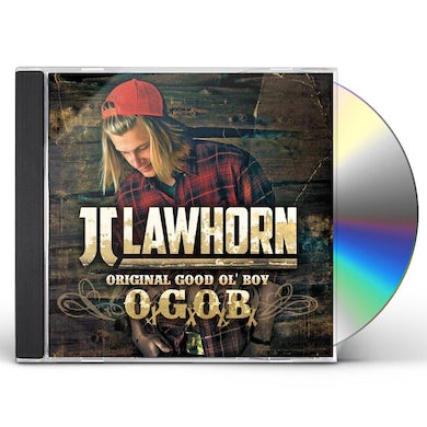 JJ Lawhorn ORIGINAL GOOD OL' BOY CD