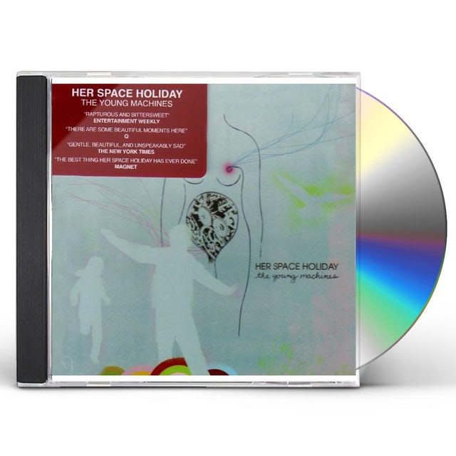 Her Space Holiday YOUNG MACHINES CD