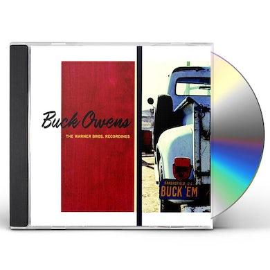 Buck Owens WARNER BROS. RECORDINGS (2 CD) (2017 REISSUE) CD