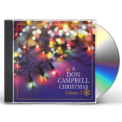Don Campbell CHRISTMAS 2 CD