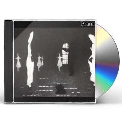 Pram DARK ISLAND CD