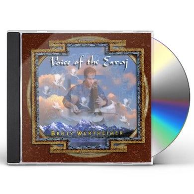 Benjy Wertheimer VOICE OF THE ESRAJ CD