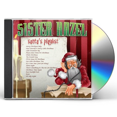 SISTER HAZEL SANTA'S PLAYLIST CD