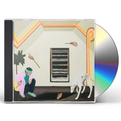 Palm ROCK ISLAND CD