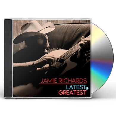 Jamie Richards LATEST & GREATEST CD