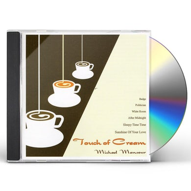 Michael Mansour TOUCH OF CREAM CD