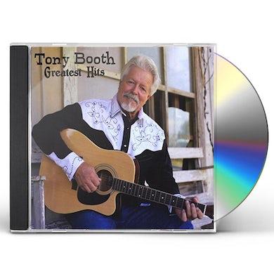 TONY BOOTH'S GREATEST HITS CD