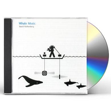 David Rothenberg WHALE MUSIC CD