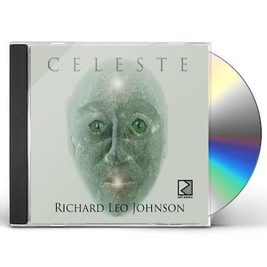 Richard Leo Johnson CELESTE CD