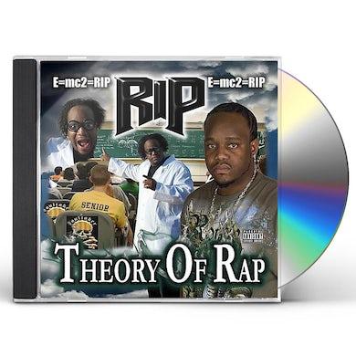 Rip THEORY OF RAP CD