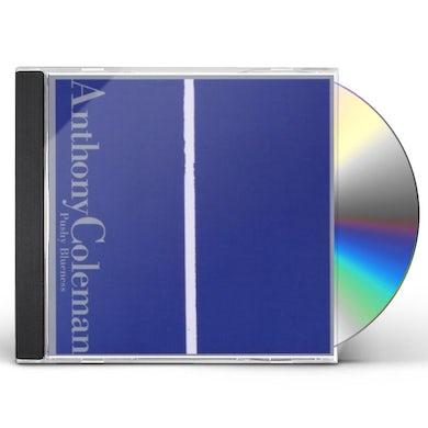 Anthony Coleman PUSHY BLUENESS CD
