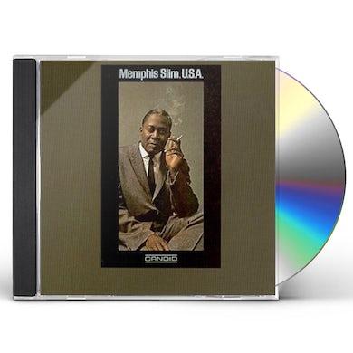 Slim Memphis  USA CD