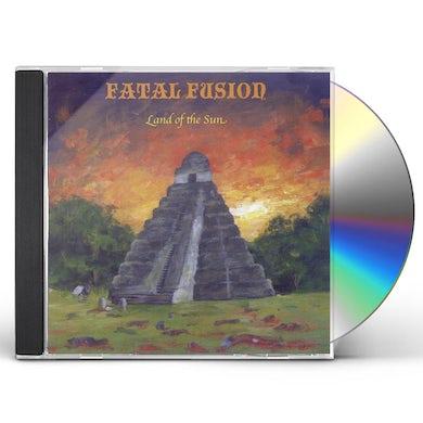 LAND OF THE SUN CD