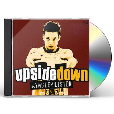 Aynsley Lister UPSIDE DOWN CD