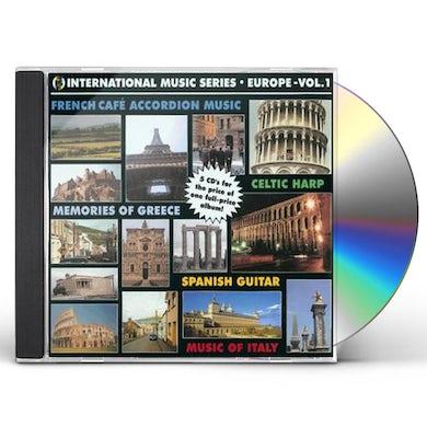 VOL. 1-EUROPE CD