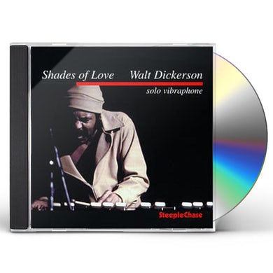 Walt Dickerson SHADES OF LOVE CD