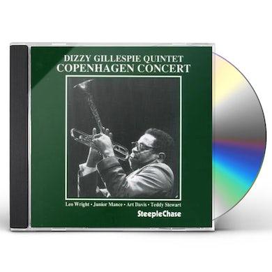 Dizzy Gillespie COPENHAGEN CONCERT CD