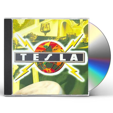Tesla PSYCHOTIC SUPPER CD