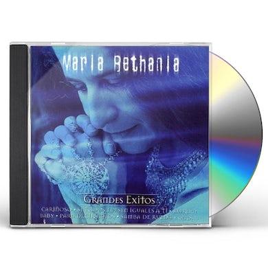 Maria Bethania SERIE DE ORO: GRANDES EXITOS CD