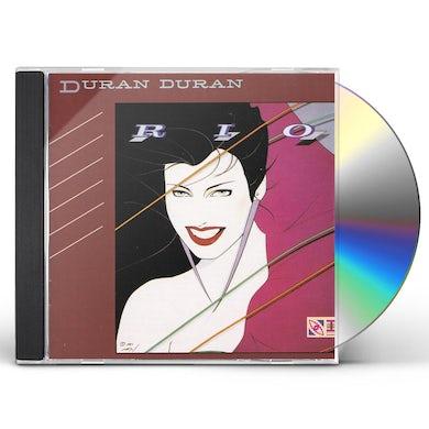 Duran Duran RIO CD