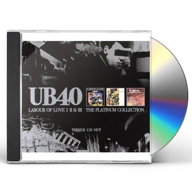 Ub40 LABOUR OF LOVE 1 2 & 3 CD