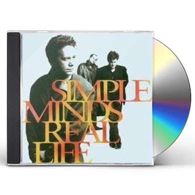 Simple Minds REAL LIFE (GER) CD