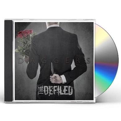 Defiled DAGGERS CD