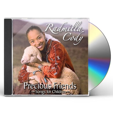 Radmilla Cody PRECIOUS FRIENDS CD