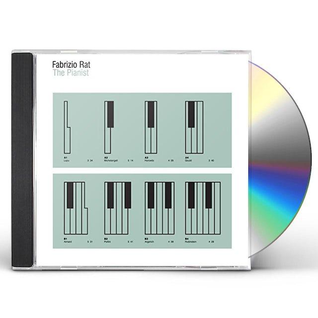 FABRIZIO RAT PIANIST CD