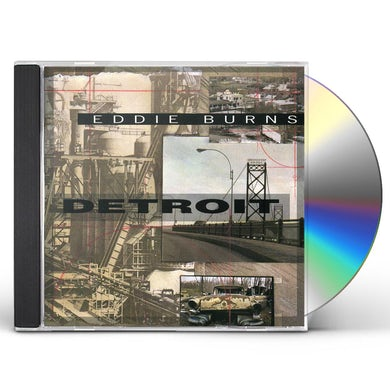 Eddie Burns DETRIOT CD