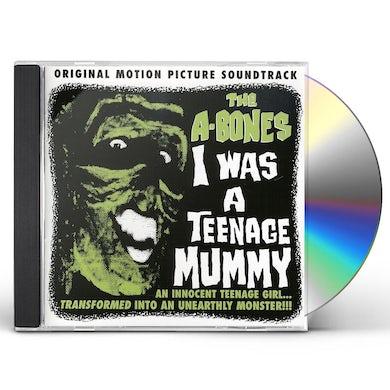 A-Bones I WAS A TEENAGE MUMMY / Original Soundtrack CD
