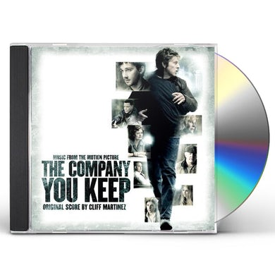 Cliff Martinez COMPANY YOU KEEP CD
